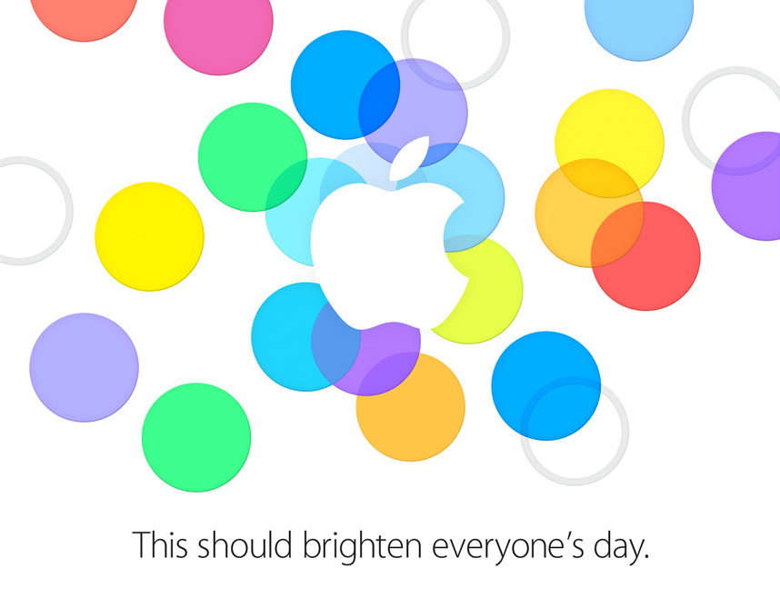 Apple 10. September Event
