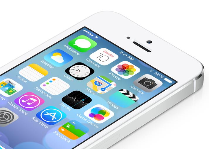 einstellungen apple iphone vs andere smartphone