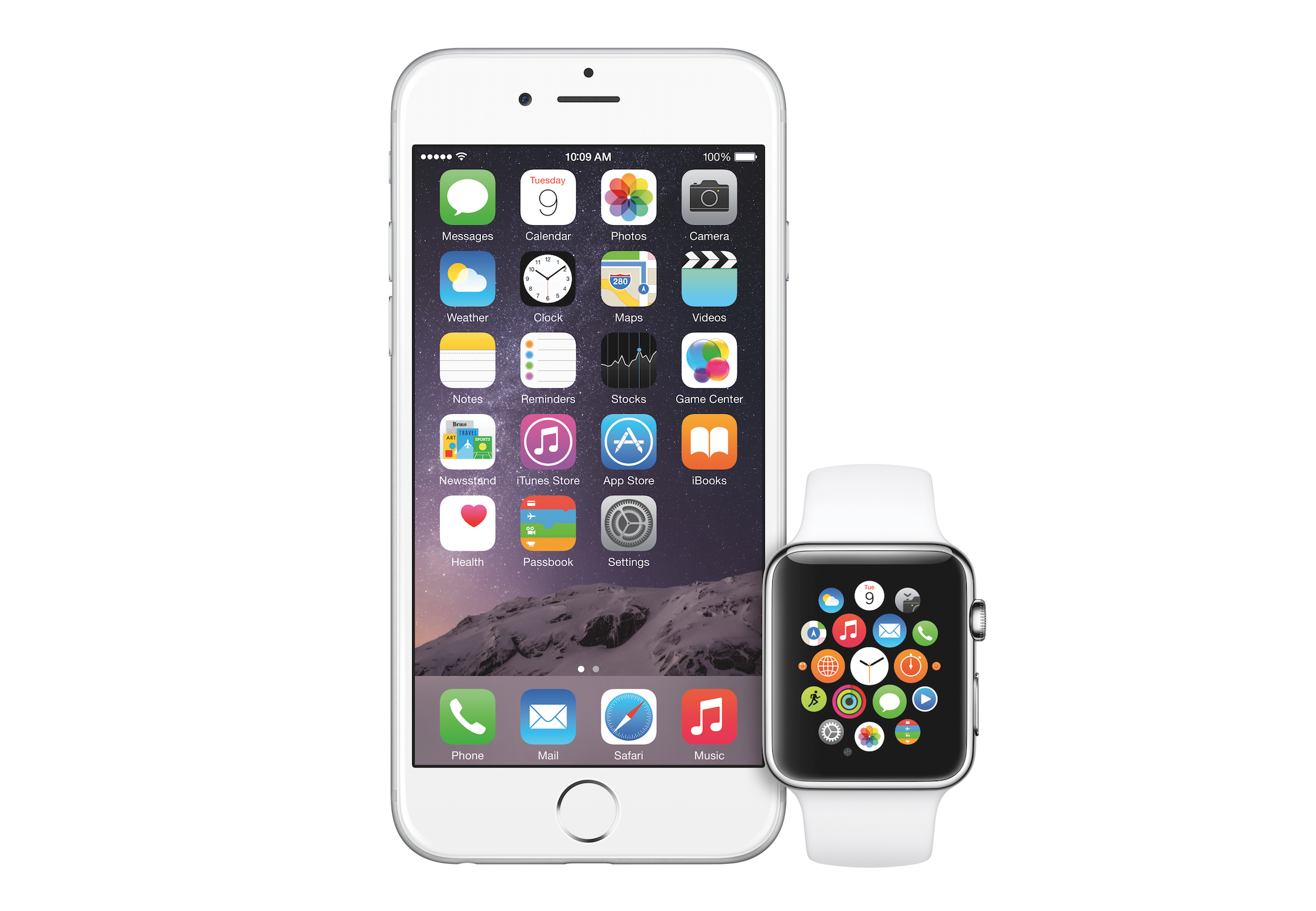 iPhone6AppleWatch