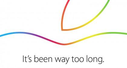 Apple Event Oktober 2014